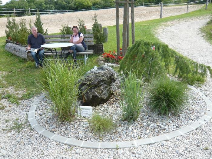 Bachlauf Garten dahlke die landschaftsgärtner